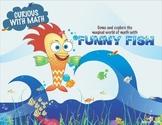 Funny Fish Math Activities