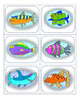 Funny Fish Partnering Cards