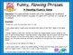 Funny, Flowing Phrases: A Reading Fluency Game