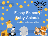 Funny Fluency: Baby Animals