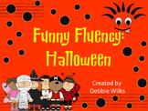 Funny Fluency: Halloween