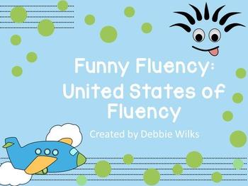 Funny Fluency: United States of Fluency