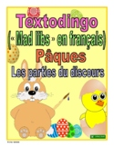 """French: """"Mad libs - Easter"""""""