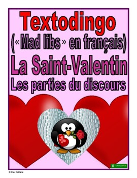 Funny French Valentine's Day Paragraphs