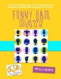 Funny Hair Theme Day Plan