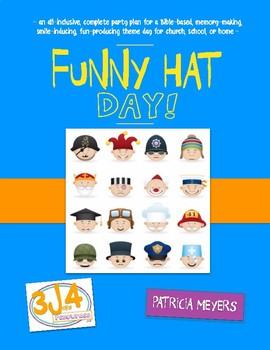 Funny Hat Theme Day Plan