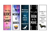 Funny Library Bookmarks