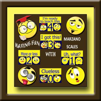 Funny Marzano Scales