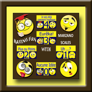 Funny Marzano Scales in French