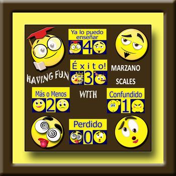 Funny Marzano Scales in Spanish