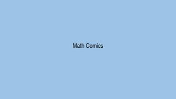 Funny Math & Teaching Comics