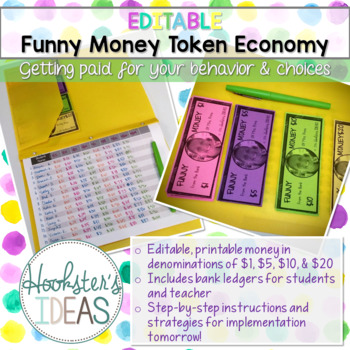 photograph about Printable Funny Money referred to as EDITABLE Amusing Fiscal Token Financial state Habits Handle Approach
