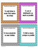 Funny New Year's Resolution Task Cards
