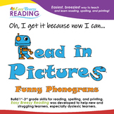b. Read in Pictures: Curriculum Funny Phonograms