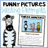 Funny Picture Writing Prompts {Differentiated) Whimsy Work