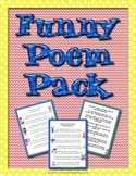 """Funny Poems"" Pack"