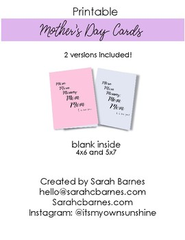 graphic regarding Happy Mothers Day Printable Card named Humorous Printable Moms Working day Card, Shade your particular present, Delighted Moms working day,