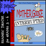 Readers' Theater Scripts - Mother Goose Interrupted - Grades 3, 4, 5 & 6
