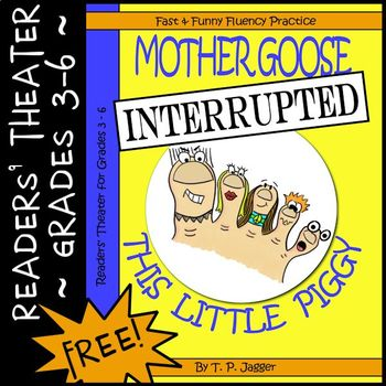 Free Readers' Theater: Mother Goose Interrupted: This Litt