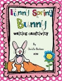 Funny Spring Bunny Writing Craftivity