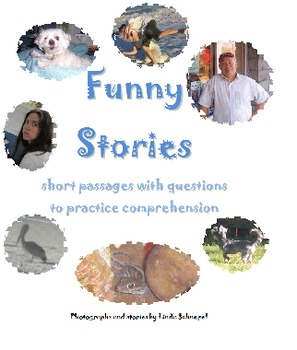 Funny Stories with Comprehension Questions