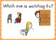 Funny Verb Cards