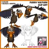 Funny Vulture Clip Art Images