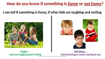 Funny and NOT Funny; Teaching Students about Humor
