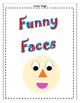 Funny faces Lapbook Game