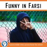 Funny in Farsi Quizzes