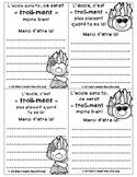 Funny thank you note templates // Notes de remerciement amusantes