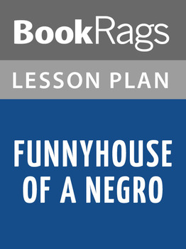 Funnyhouse of a Negro Lesson Plans