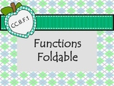 Funtions Foldable Flip Book