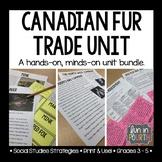 Fur Trade Canada   Inquiry Based Unit