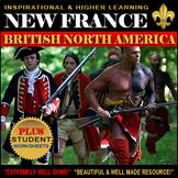 New France - British North America! | SALE | Google | Explorer Jacques Cartier!
