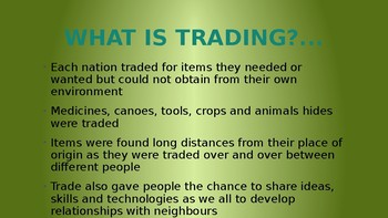 Fur Trading Powerpoint