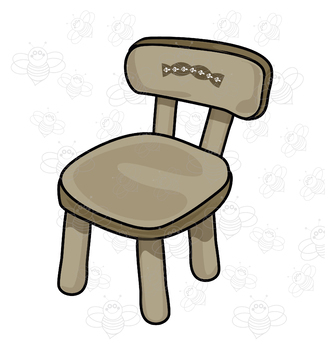 Furniture Clipart + Theme Poster