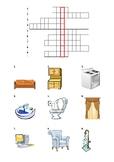 Furniture Crossword