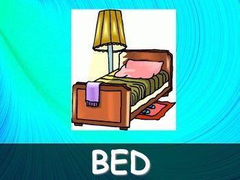 Furniture (Flash Cards)