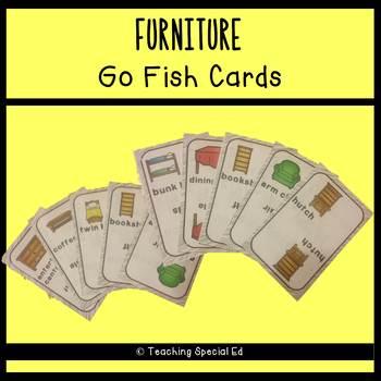 Furniture Go Fish