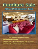 Furniture Sale – SBAC Performance Task