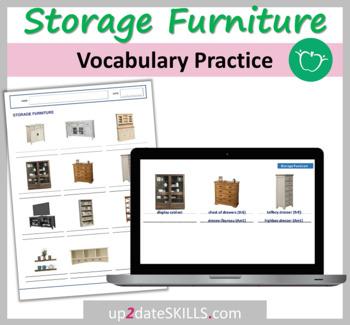 Furniture - Storage furniture