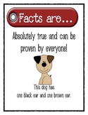 Furry Fact and Opinions