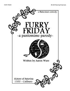 Furry Friday -a Pantomime parody-