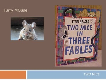 Furry Mouse / Two Mice