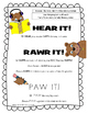 SAMPLE 3-Step Listening Reading Writing Literacy Passages