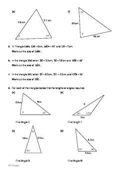 Further Trigonometry Problems