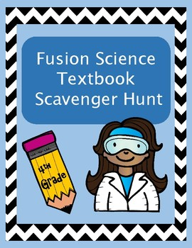 Fusion Science Textbook scavenger Hunt