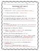 Fusion Science Unit 1: Lesson 3 Outline