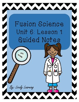 Fusion Science Unit 6 BUNDLE!